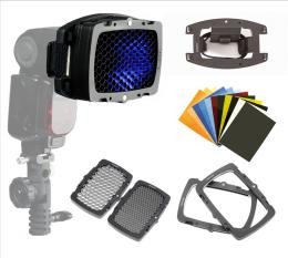 Lastolite Strobo Kit - Direct To Flashgun (LS2616)
