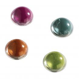 Hama Pop magnety, 4 ks, modrý/rùžový/oranžový/zelený