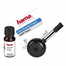 Hama èisticí set pro optické plochy Optic HTMC, 3-dílný