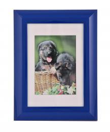 Hama rámeèek plastový PALMA, modrý, 13x18cm - zvìtšit obrázek
