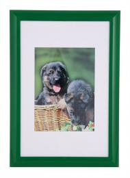 Hama rámeček plastový PALMA, zelený, 20x30cm - zvětšit obrázek