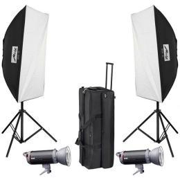 METZ MECASTUDIO TL-600 SB/UM-kit ll, set studiových zábleskových svìtel TL-600