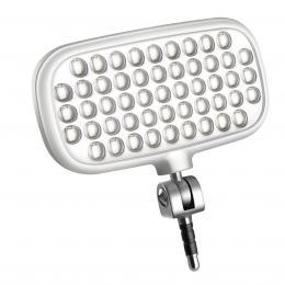 METZ MECALIGHT LED-72 smart white, LED svìtlo pro smartphony a tablety - barva bílá