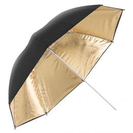 Metz studiový deštník UM-90 zlatý 90cm - zvìtšit obrázek
