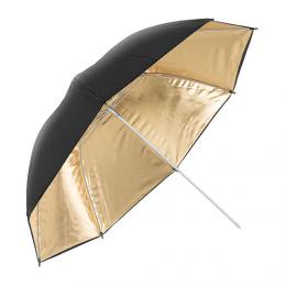 Metz studiový deštník UM-80 zlatý 80cm