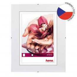 Hama clip-Fix, antireflexn� sklo, 50x50cm