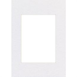 Hama pasparta arktická bílá, 13 x 18 cm