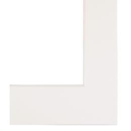 Hama pasparta arktická bílá, 30x40 cm/ 20x30 cm