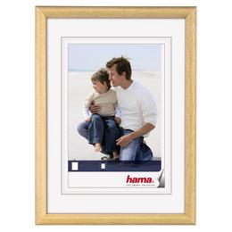 Hama rámeèek døevìný OREGON, pøírodní, 50x70cm