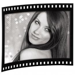 Detail produktu - Hama portrétový rámeček Film, 10x15 cm, akrylový, na šířku