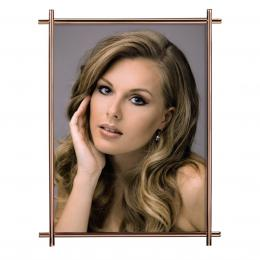 Hama Miramar portrétový rámeèek, rùžové zlato, 13x18 cm