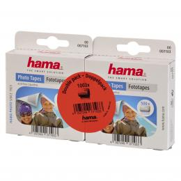 Detail produktu - Hama Photo Tape Dispenser, 2x500 tapes, double pack