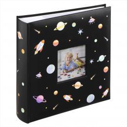 Hama album memo SPACY 10x15/200, popisové pole, èerná