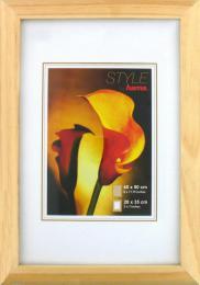 Hama rámeček dřevěný KÖLN, přírodní, 40x50 cm - zvětšit obrázek