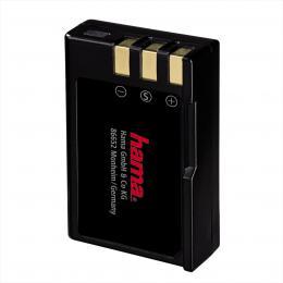 Hama fotoakumulátor Li-Ion 7,4V/900mAh, typ Nikon EN-EL9