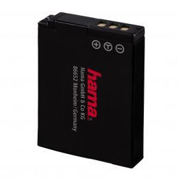 Hama fotoakumulátor Li-Ion 3,7 V/950 mAh, typ Nikon EN-EL12