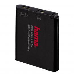 Hama fotoakumulátor Li-Ion 3,7 V/ 600 mAh, typ Nikon EN-EL19