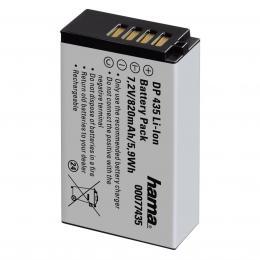 Hama fotoakumulбtor Li-Ion 7,2 V/ 820 mAh, typ Nikon EN-EL20