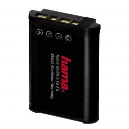 Hama foto/video akumulátor Li-Ion 3,6 V/1090 mAh, typ Sony NP-BX1