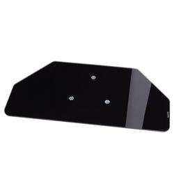 Detail produktu - Hama otočný podstavec pod TV, sklo, černá