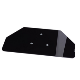Detail produktu - Hama rotary Stand for LCD/Plasma TV, glass, black