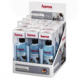 Detail produktu - Hama čisticí sprej pro dotykové obrazovky, 125 ml, včetně utěrky