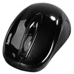 Detail produktu - Hama bezdrátová optická myš AM-7300, černá