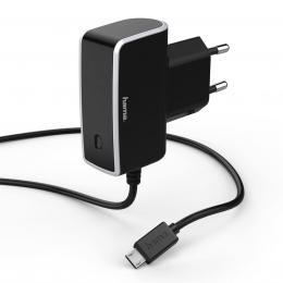 Hama cestovní nabíjeèka, micro USB, max. 1 A - zvìtšit obrázek