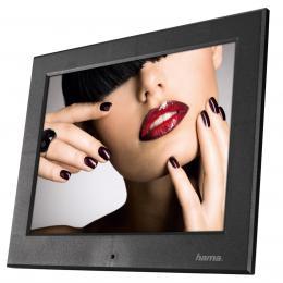 Detail produktu - Hama digitální fotorámeček slimline Basic  8SLB , 20,32 cm (8