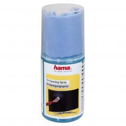 Detail produktu - Hama čisticí sprej na TV, 200 ml, včetně utěrky