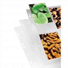 Hama foto fólie, DIN A4, pro 4-8 fotografií 9x13 cm, transparentní, 10 ks v bal.