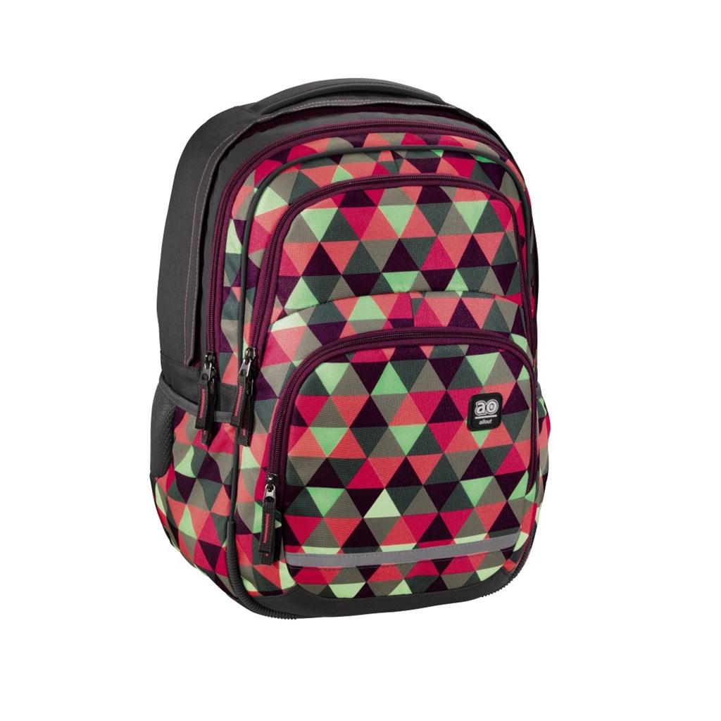 Školní batoh All Out Blaby, Happy Triangle