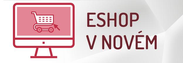 ESHOP V NOVÉM