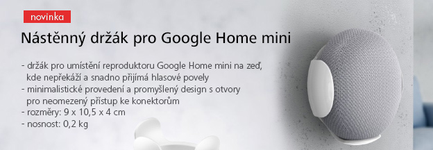 držák Google Home mi